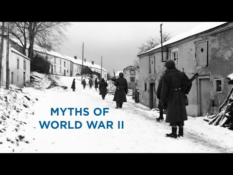 Myths of WWII Panel