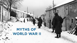 Cover images Myths of WWII Panel