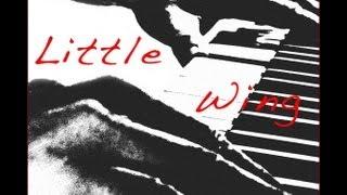Wayne Kelso - Little Wing (Jimi Hendrix ) Piano Cover