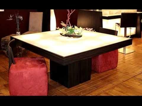 Mesas onix y marmol youtube - Mesas de centro marmol ...