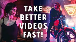 How To Shoot Better Video FAST 6 Pro Videography Tips (Feat. Chris Hau)
