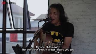 DONT LOOK BACK IN ANGER OASIS [ LYRIC ] FELIX IRWAN