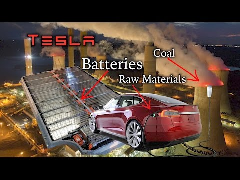 Thumbnail: Tesla Truth Or Environmental Hypocrisy?