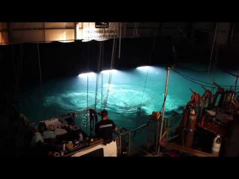 Black Sea: Behind the Scenes Movie Broll 3- Jude Law, Scoot McNairy, Submarine