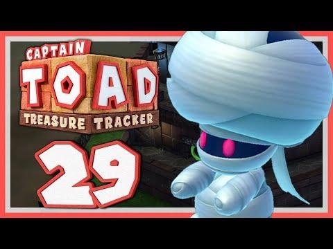 CAPTAIN TOAD: TREASURE TRACKER #29: Mumienschanz schlägt zu! [1080p] ★ Let's Play