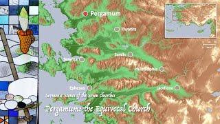 Pergamum: the Equivocal Church (Sermonic Scenes of the Seven Churches, Part 4)