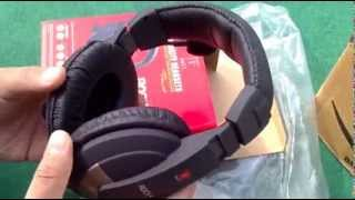 iBall Rocky Headset over the ear with mic Ways To World com Review