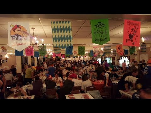 Final Night of the 2016 Kitchener Waterloo Oktoberfest at the Schwaben Club