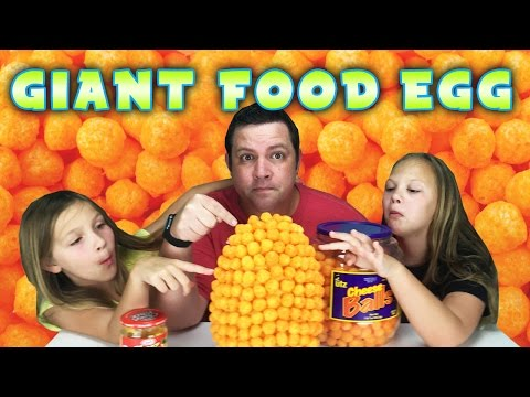Giant Food Surprise Egg - Shopkins Fashion Tag, My Little Pony