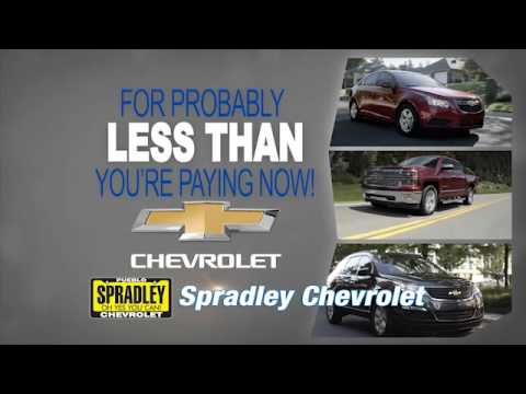 Oh Yes You Can At Spradley Chevrolet Pueblo