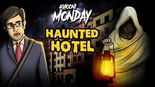 Haunted Hotel Horror Story In Hindi | Khooni Monday E25 🔥🔥🔥
