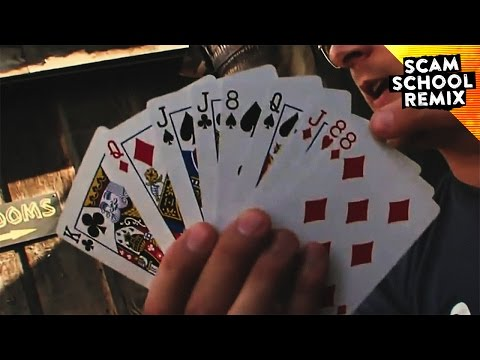Best Poker Magic Trick Lets You Win Every Time!