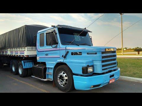 Por dentro da Scania T113H 360