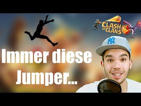 CLASH OF CLANS: Immer diese Jumper... ✭ Let's Play Clash of Clans [Deutsch/German HD]