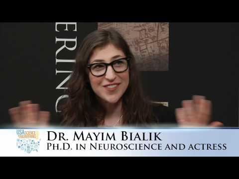 Interview with Big Bang Theory's Mayim Bialik