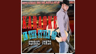 I Dont Need Your Rockin Chair (In the Style of George Jones) (Karaoke Version)