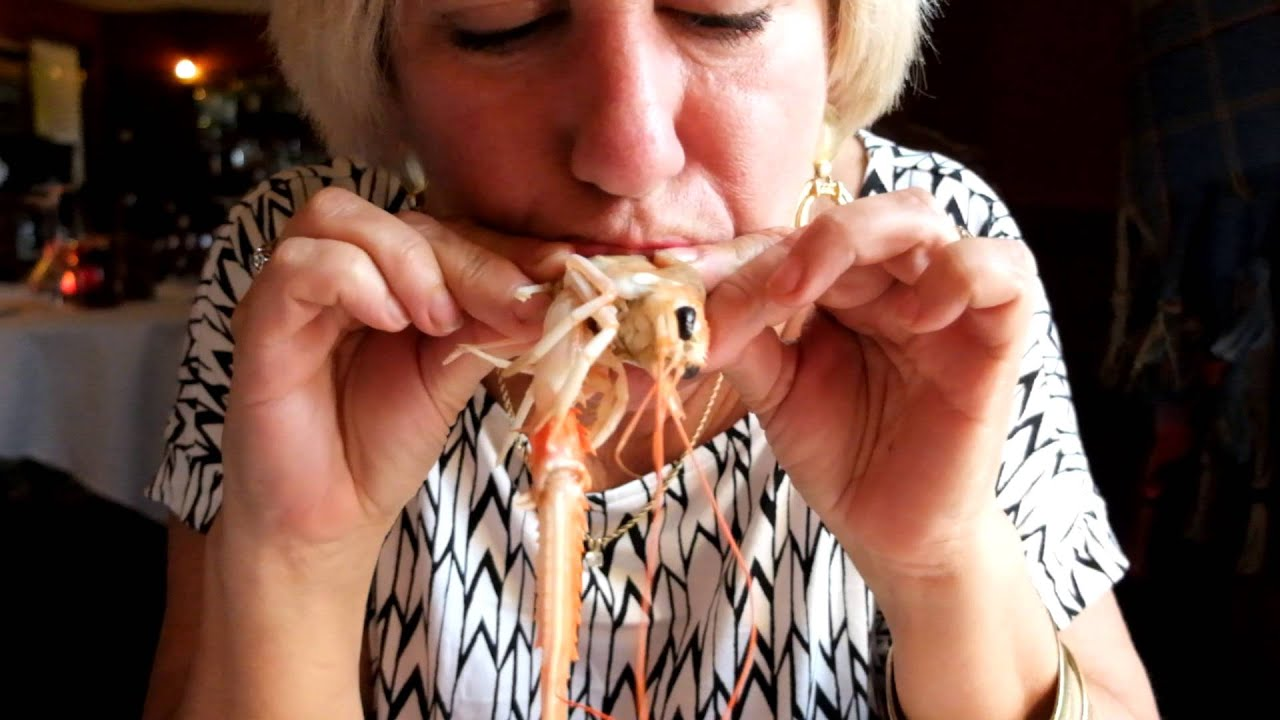 How to Eat Langoustines