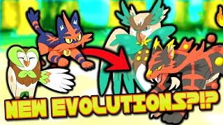 Different STARTER FINAL EVOLUTIONS Confirmed?!? - Pokemon Sun and Moon News / Speculation (Part 1)