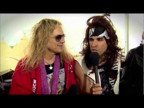 Steel Panther   Just Like Tiger Woods Live at Download Festival 2012