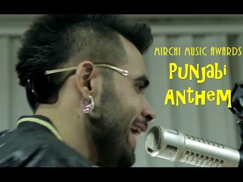 Royal Stag Mirchi Music Awards Punjabi Anthem