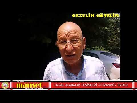 UYSAL ALABALIK TESİSLERİ  TURANKÖY ERDEK