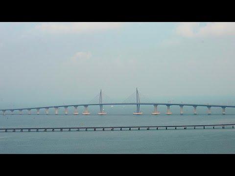 شاهد: الصين تدشن أكبر جسر في العالم  - نشر قبل 3 ساعة