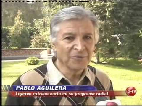 Pablo Aguilera Youtube