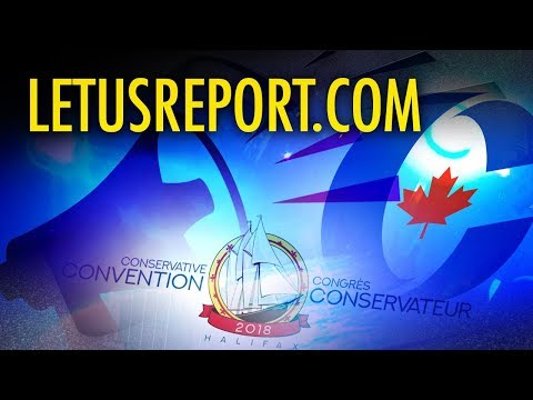 Rebel BANNED from Conservative convention, but we're going anyway! | Ezra Levant