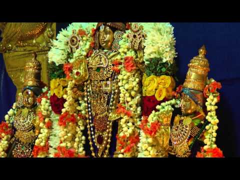 Vaikunta Ekadesi 2015 - Azhwar Pasurams (Ancient Tamil Hymns) - 4000 Divya Prabandham (Dravida Veda)