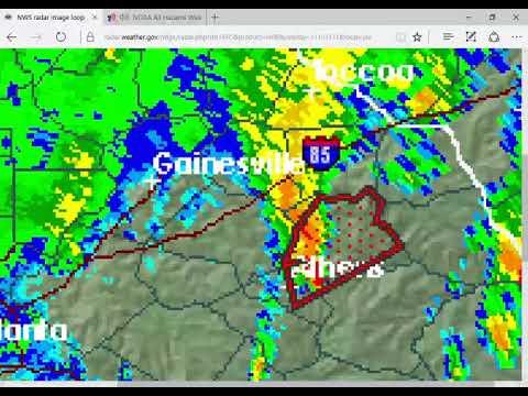Noaa Weather Radar Loop