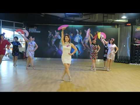 GongXi GongXi ~ CNY 2017  - Line Dance   - Nancy  (Jan  2017 )