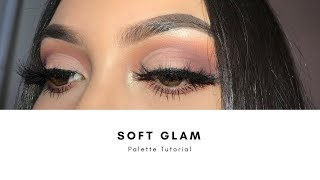 SOFT GLAM PALETTE TUTORIAL