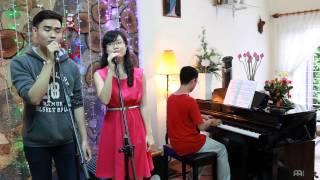 Dem tinh nhan (Acoustic cover) - Victor Nguyen ft. Dung Nguyen
