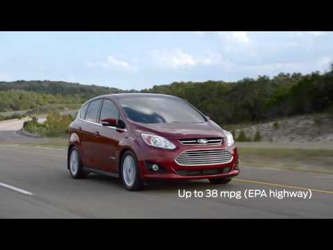 2016 Ford C Max Review Ratings Specs Prices And Photos The Car Connection