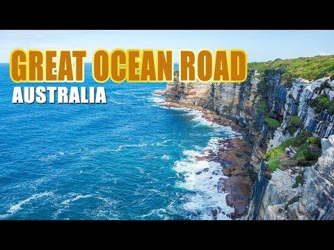 Great Ocean Road Bells Beach Victoria, Australia | Travel video channel