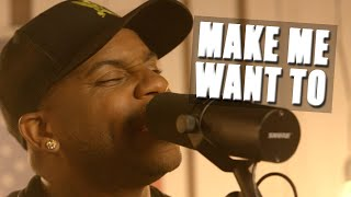 Jimmie Allen - 'Make Me Want To' Live Video