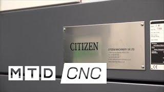 Citizen Machinery UK - 2018 - What A Year!