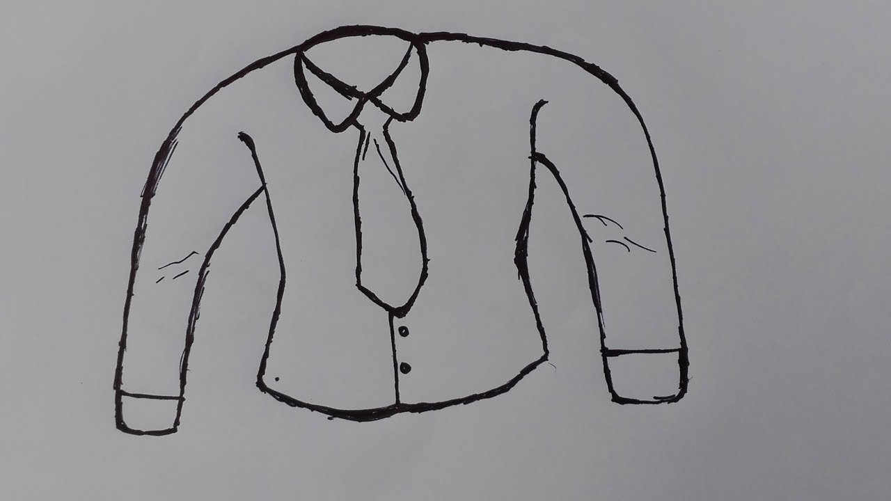 Missionary bulletin board: origami shirt and tie. Picture tutorial ... | 720x1280