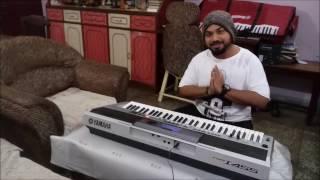 Kuch Din - Kaabil (piano cover) on Yamaha PSR I455