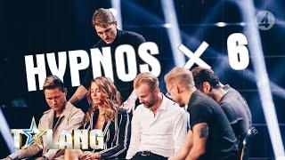 Dan hänför publiken med sin hypnos i Talangfinalen 2019 - Talang (TV4)