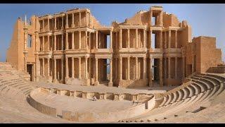 Ливия Скрытые тайны Экскурсионная мекка Северной Африки Древняя архитектура Римские руины Эпохи эр