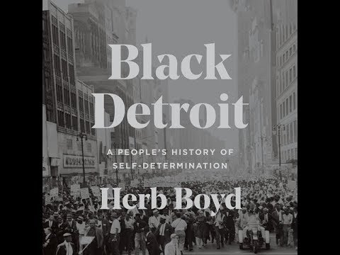 Detroit: Black v Hollywood with Herb Boyd