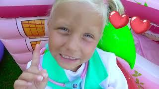 Alicia y papá - nueva serie divertida para niños