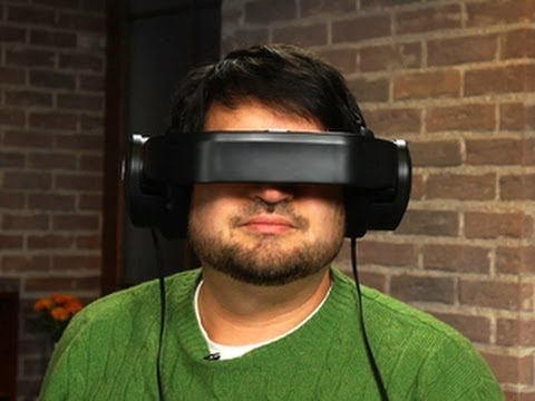 Avegant Glyph combines virtual retinal headset and headphones in one (hands-on)