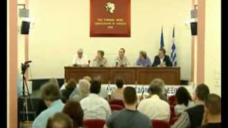 Promotion of Greek-Macedonian dictionary interrupted by Greek neo-nazis