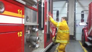 Life of a Volunteer Firefighter