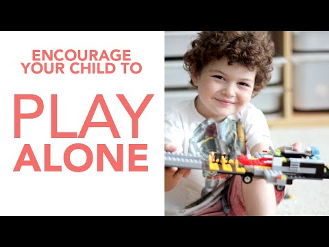 12 Games for children to experience Alone