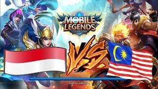 🔴 NONTON INDONESIA VS MALAYSIA - Mobile Legends