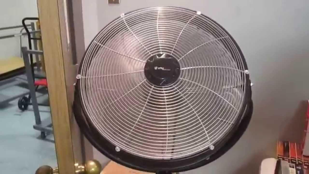 Utilitech Stand Fan