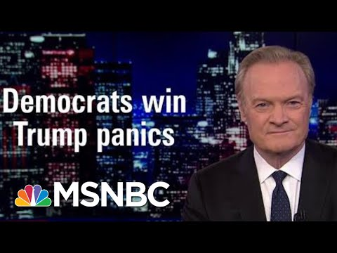 Lawrence: Democrats Win, President Donald Trump Panics | The Last Word | MSNBC